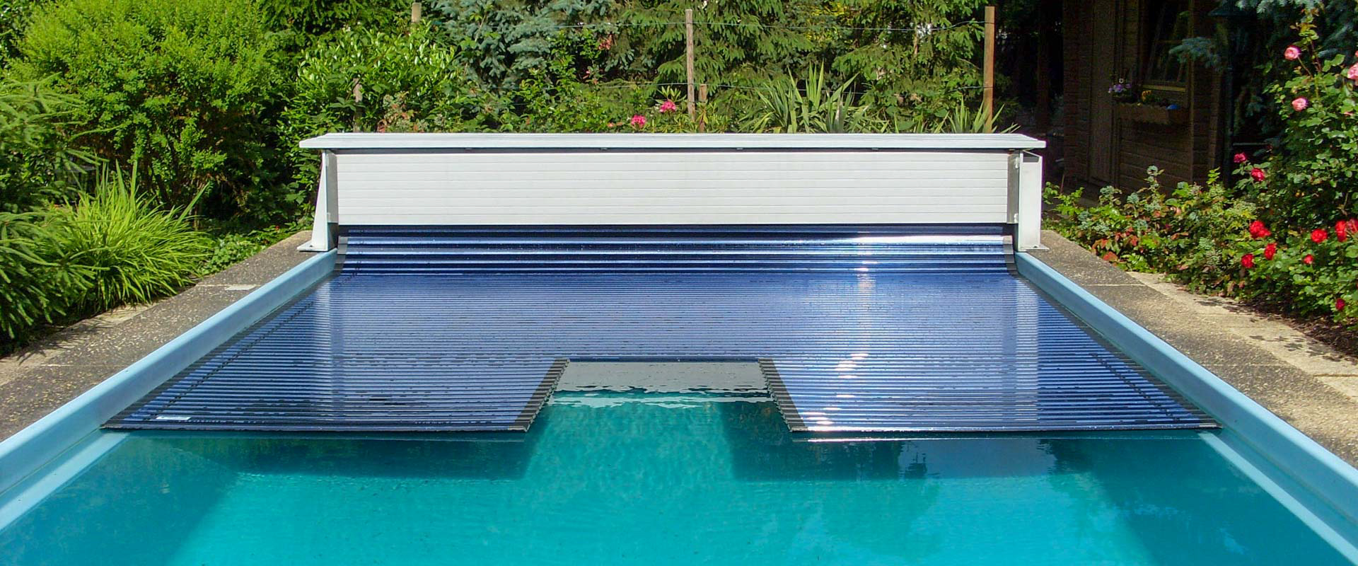 Automatic Rigid Pool Cover System Type Compact Grando Gmbh En
