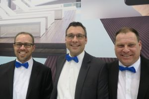 Why the grando team wore bow ties