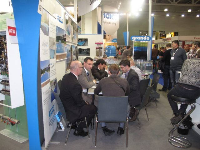 Save the date: aqua-therm 2016 in Moscow