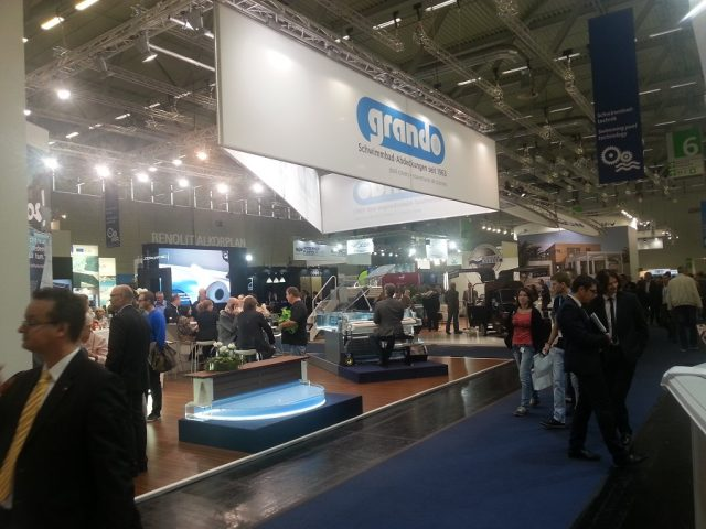 aquanale 2015: die Messe